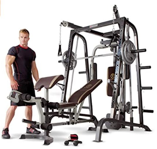 best workout machines for home use
