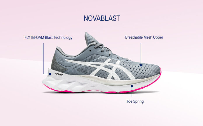asics novablast review