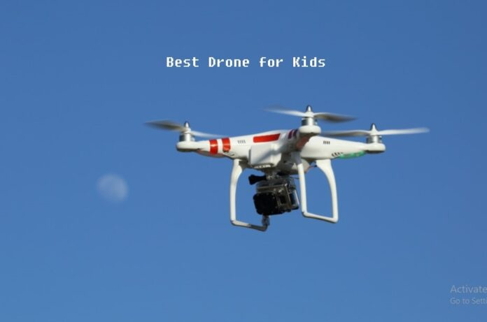 best drones for 10 year old boy