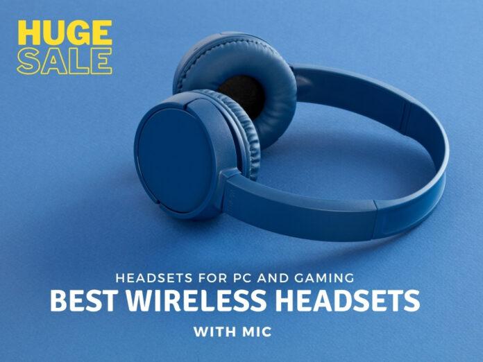 best wireless headset for pc