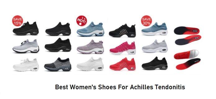 walking shoes for achilles tendonitis